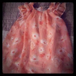 Adorable Sheer CK Dress